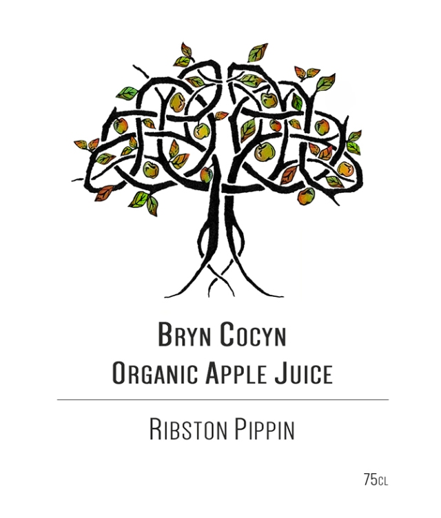 BrynCocynAppleJuiceLabelFront